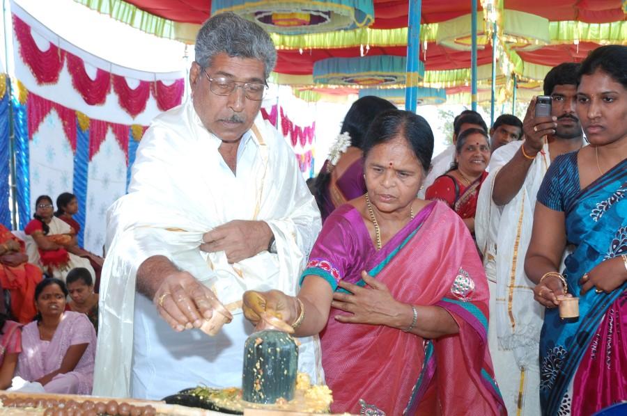 Maha Shivratri Special Maha Pasupatha Homam 2014 (138)