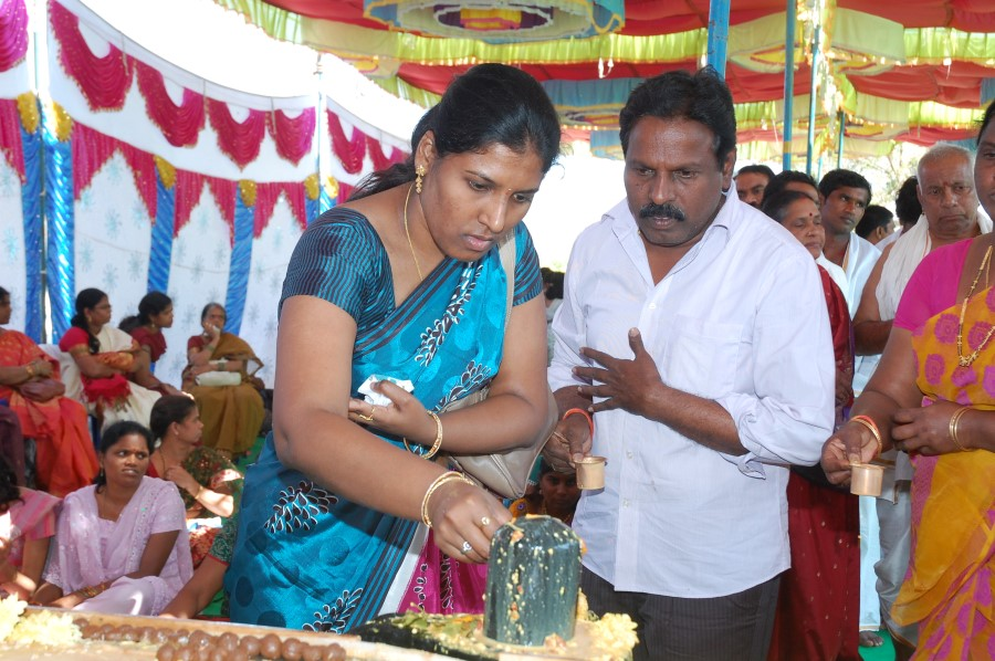 Maha Shivratri Special Maha Pasupatha Homam 2014 (139)