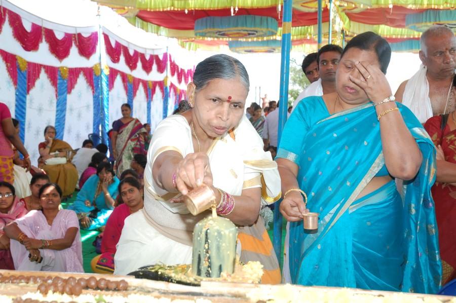 Maha Shivratri Special Maha Pasupatha Homam 2014 (142)
