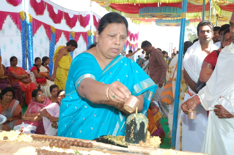 Maha Shivratri Special Maha Pasupatha Homam 2014 (143)