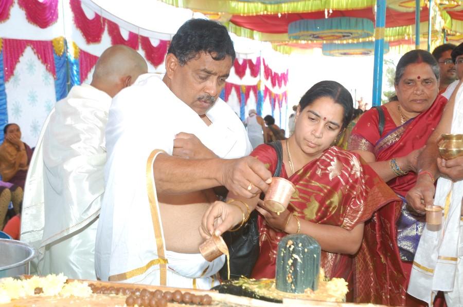 Maha Shivratri Special Maha Pasupatha Homam 2014 (145)