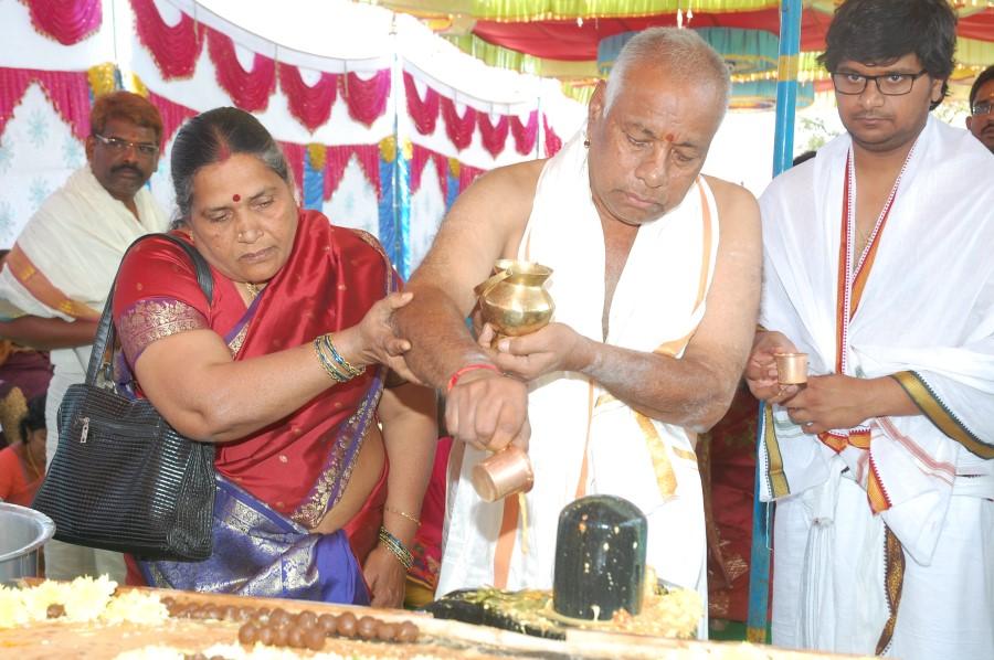 Maha Shivratri Special Maha Pasupatha Homam 2014 (146)