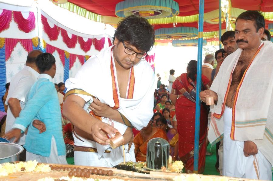 Maha Shivratri Special Maha Pasupatha Homam 2014 (147)