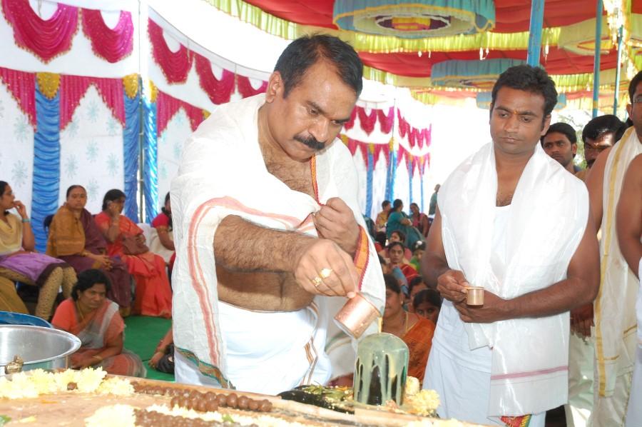 Maha Shivratri Special Maha Pasupatha Homam 2014 (148)