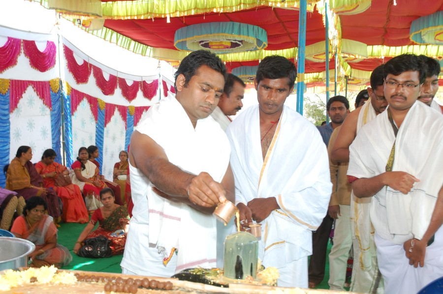 Maha Shivratri Special Maha Pasupatha Homam 2014 (150)