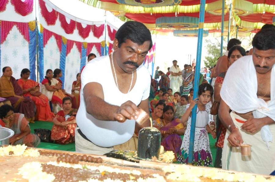 Maha Shivratri Special Maha Pasupatha Homam 2014 (155)