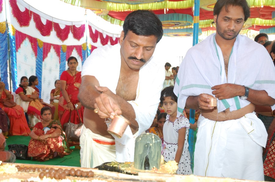 Maha Shivratri Special Maha Pasupatha Homam 2014 (156)