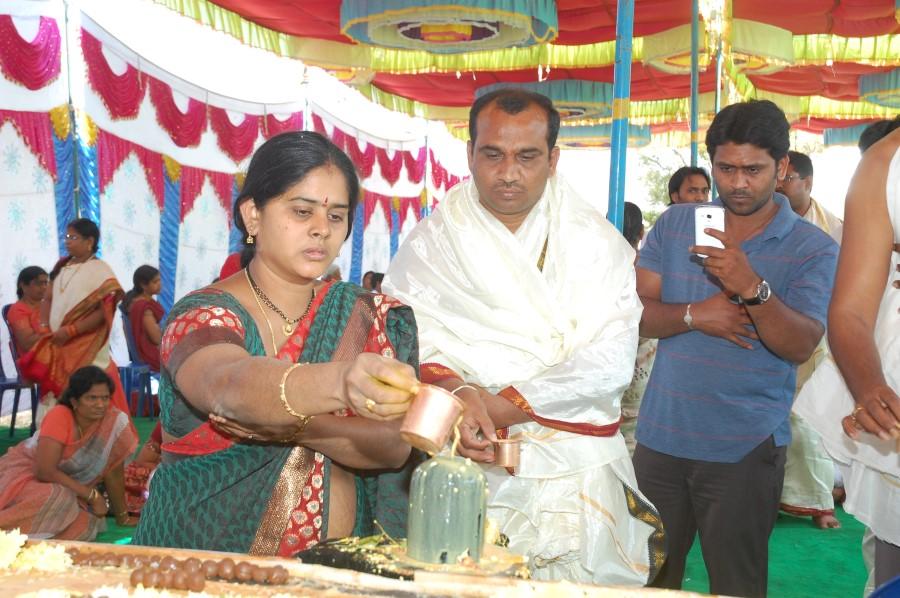 Maha Shivratri Special Maha Pasupatha Homam 2014 (160)