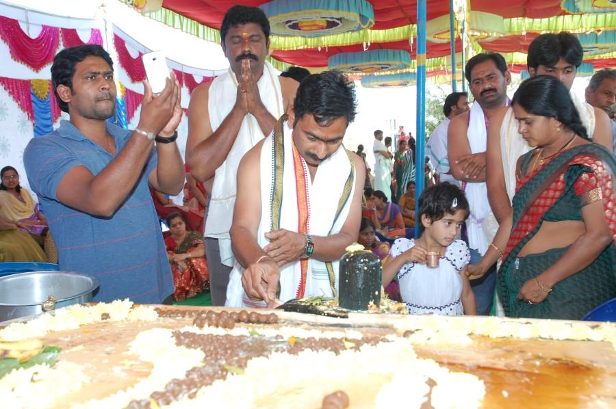 Maha Shivratri Special Maha Pasupatha Homam 2014 (162)
