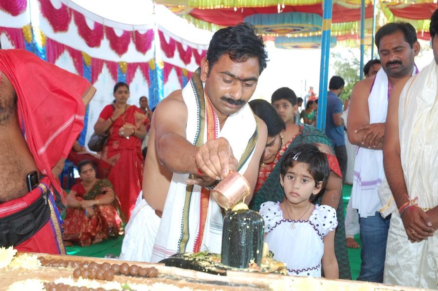 Maha Shivratri Special Maha Pasupatha Homam 2014 (163)