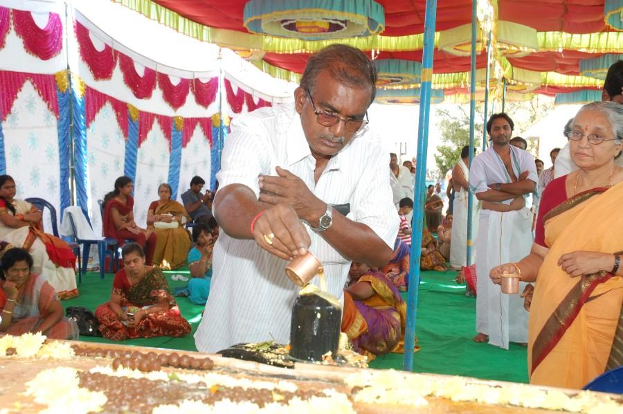 Maha Shivratri Special Maha Pasupatha Homam 2014 (170)