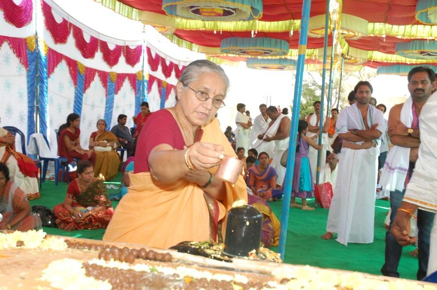 Maha Shivratri Special Maha Pasupatha Homam 2014 (171)