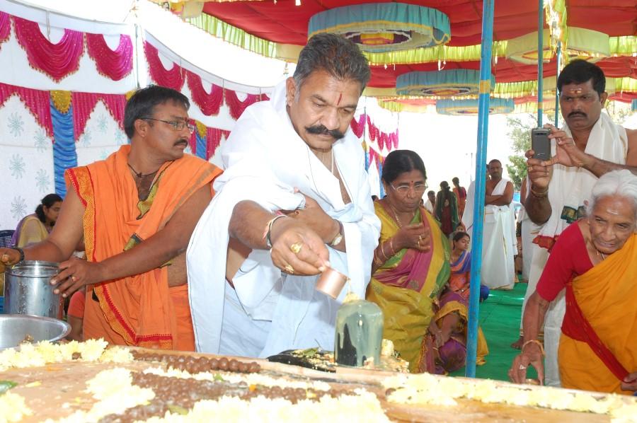 Maha Shivratri Special Maha Pasupatha Homam 2014 (175)
