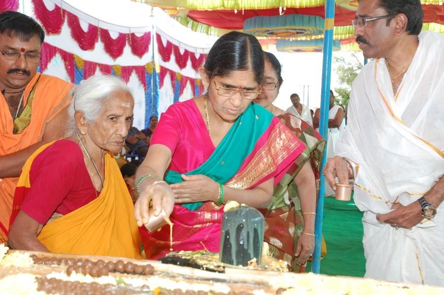 Maha Shivratri Special Maha Pasupatha Homam 2014 (178)
