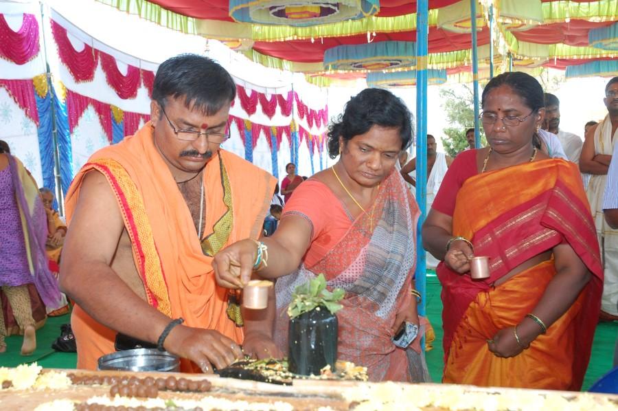 Maha Shivratri Special Maha Pasupatha Homam 2014 (182)