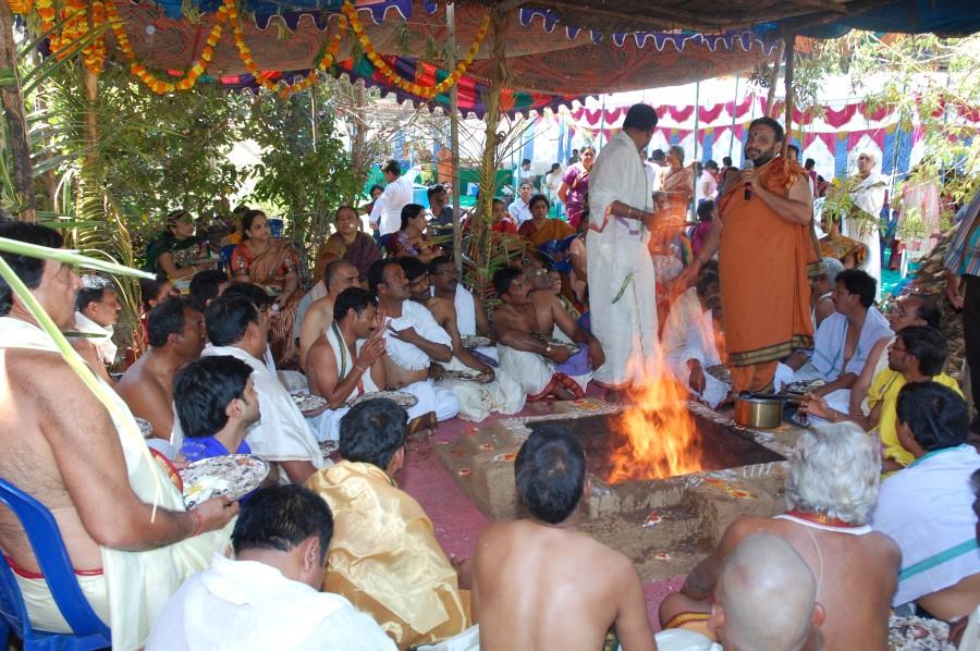 Maha Shivratri Special Maha Pasupatha Homam 2014 (184)