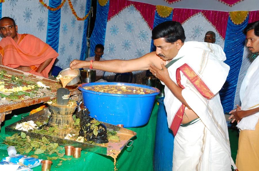 Maha Shivratri Special Maha Pasupatha Homam 2014 (193)