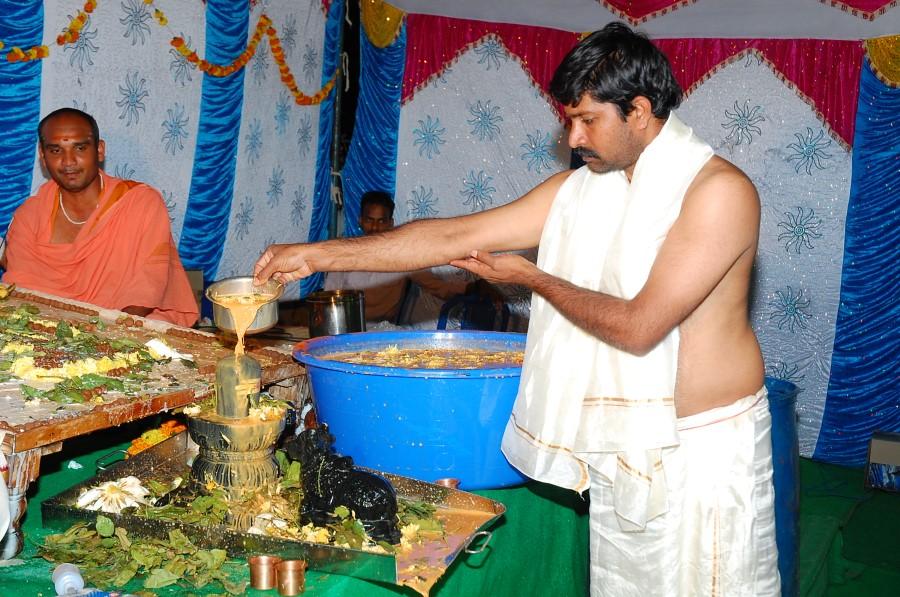 Maha Shivratri Special Maha Pasupatha Homam 2014 (199)