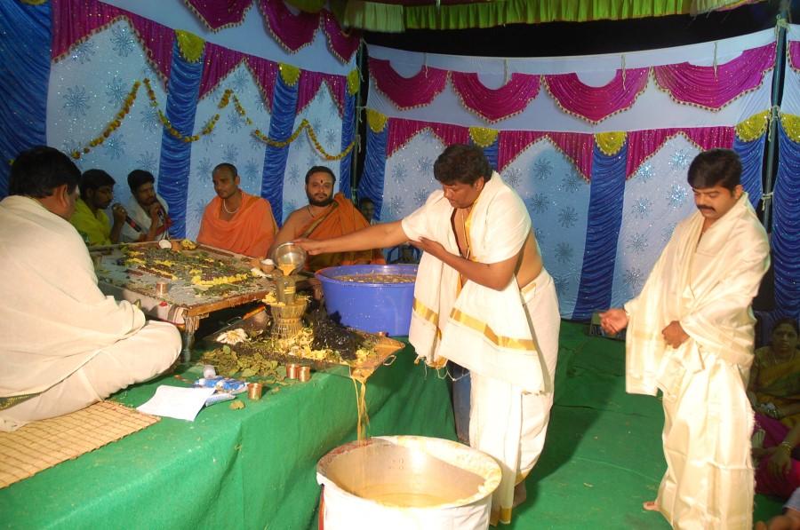 Maha Shivratri Special Maha Pasupatha Homam 2014 (212)