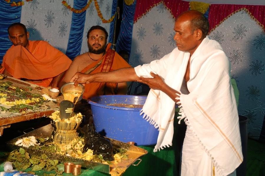 Maha Shivratri Special Maha Pasupatha Homam 2014 (220)