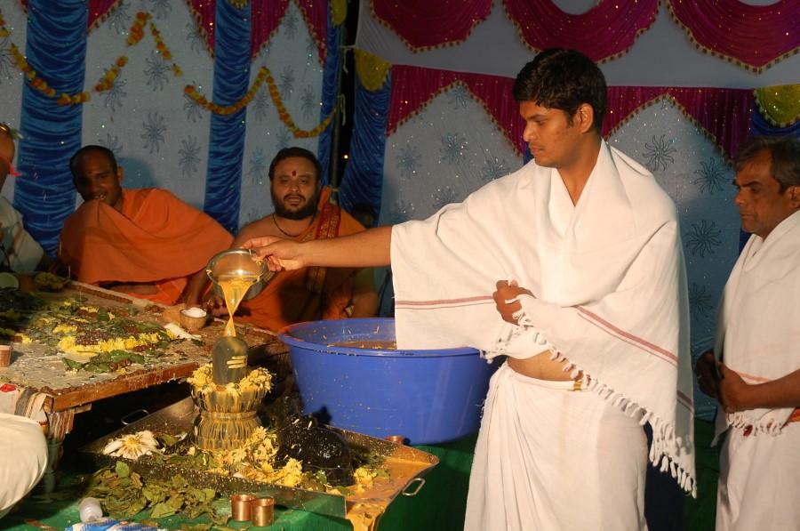 Maha Shivratri Special Maha Pasupatha Homam 2014 (221)