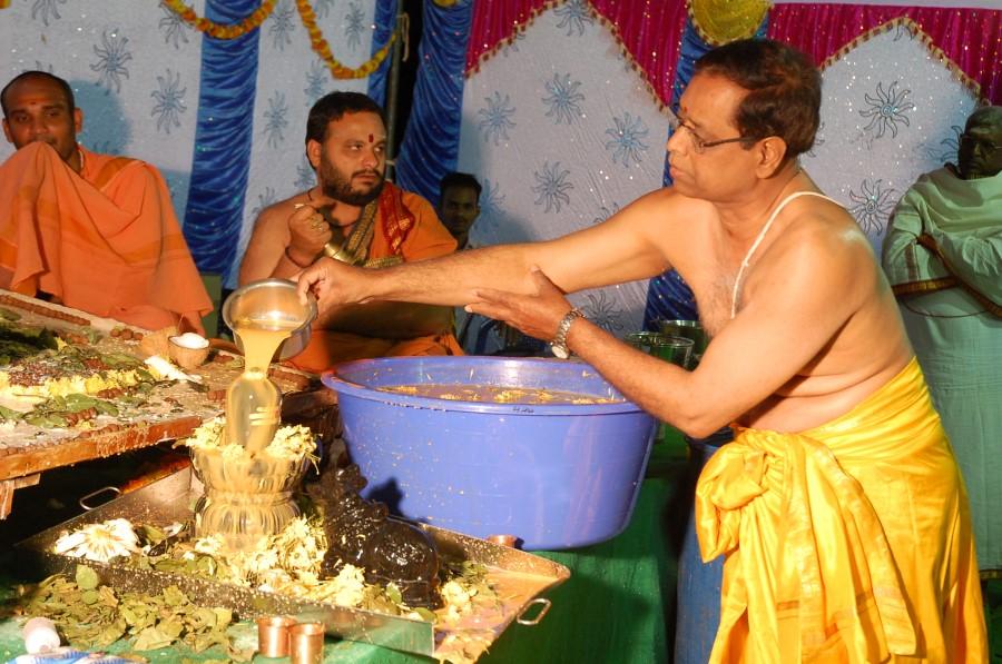 Maha Shivratri Special Maha Pasupatha Homam 2014 (227)