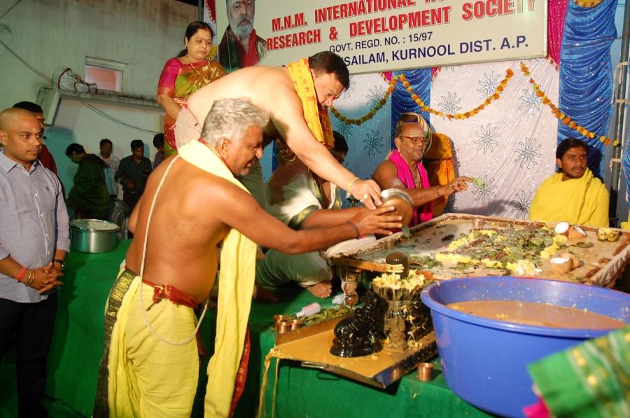 Maha Shivratri Special Maha Pasupatha Homam 2014 (238)