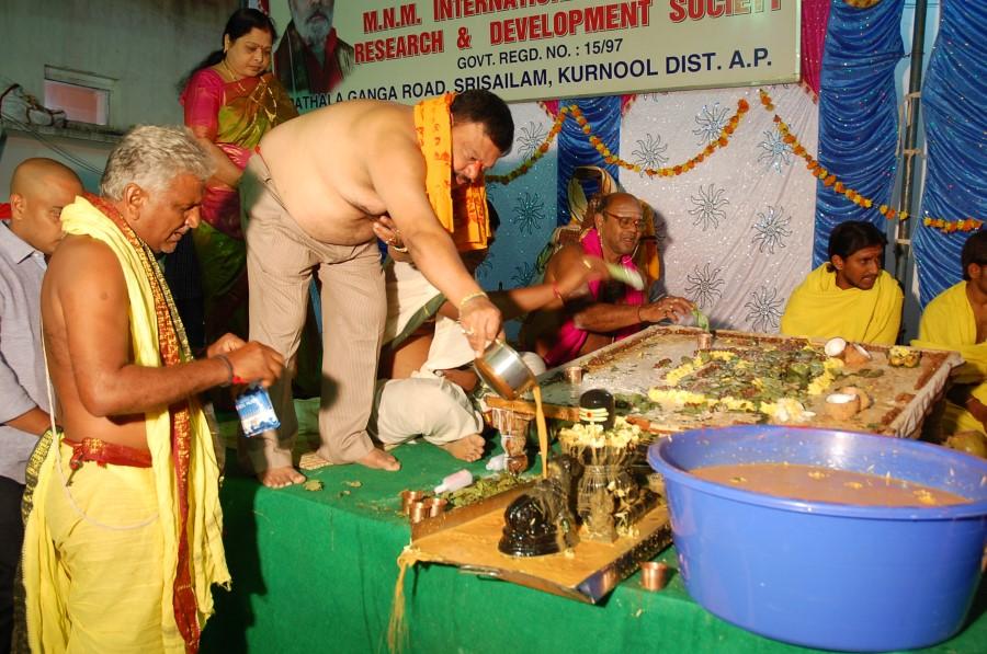 Maha Shivratri Special Maha Pasupatha Homam 2014 (239)