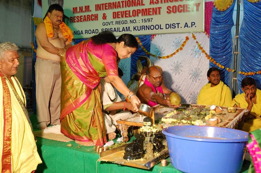 Maha Shivratri Special Maha Pasupatha Homam 2014 (240)