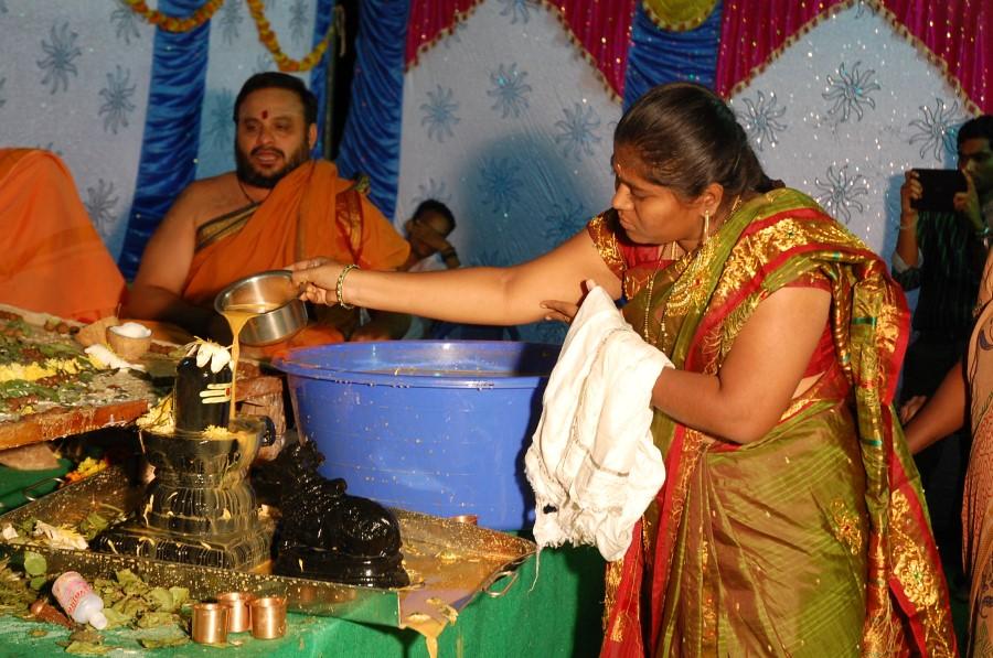 Maha Shivratri Special Maha Pasupatha Homam 2014 (245)