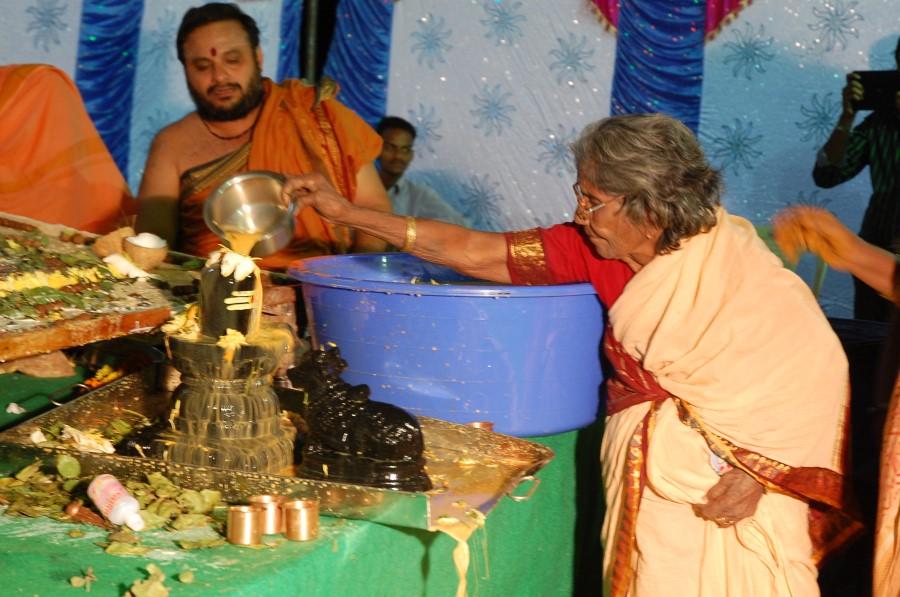 Maha Shivratri Special Maha Pasupatha Homam 2014 (247)