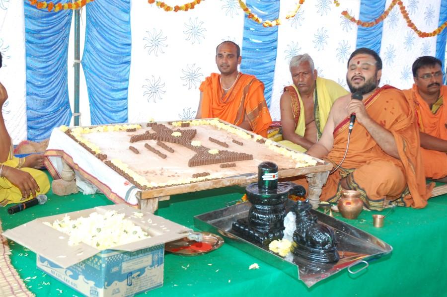 Maha Shivratri Special Maha Pasupatha Homam 2014 (25)