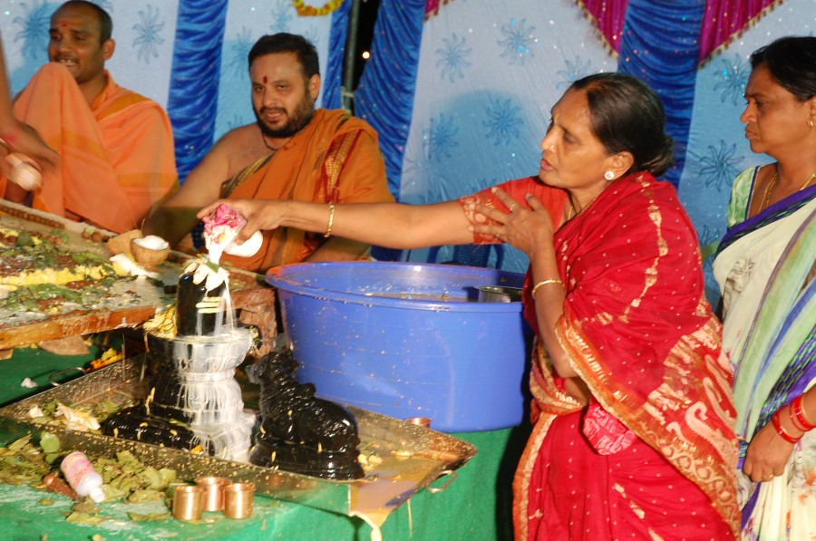 Maha Shivratri Special Maha Pasupatha Homam 2014 (253)