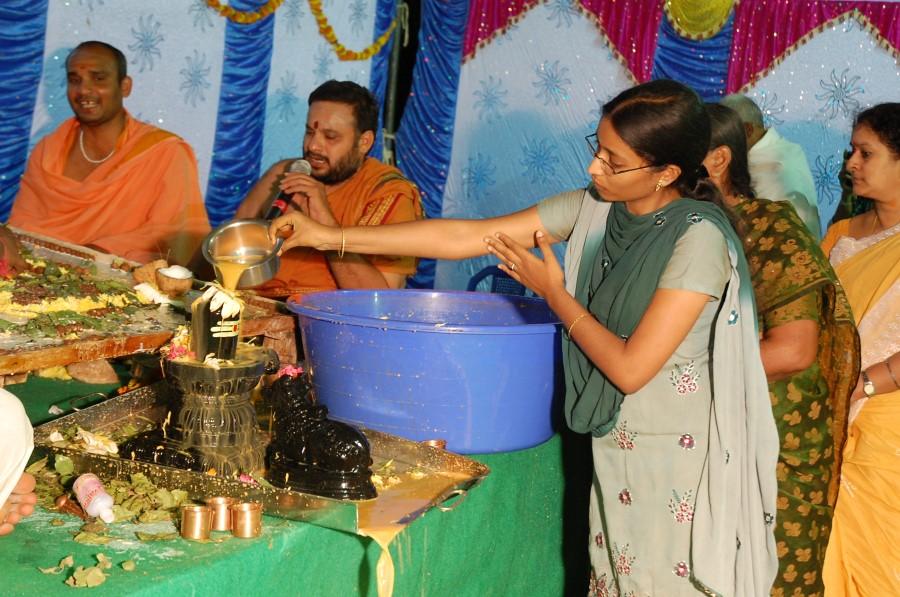 Maha Shivratri Special Maha Pasupatha Homam 2014 (259)