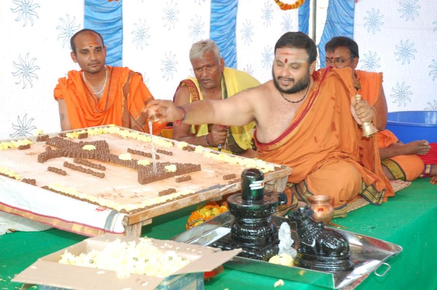 Maha Shivratri Special Maha Pasupatha Homam 2014 (26)