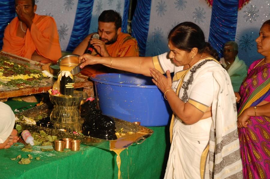 Maha Shivratri Special Maha Pasupatha Homam 2014 (263)