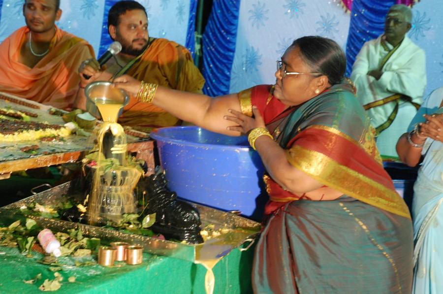 Maha Shivratri Special Maha Pasupatha Homam 2014 (272)