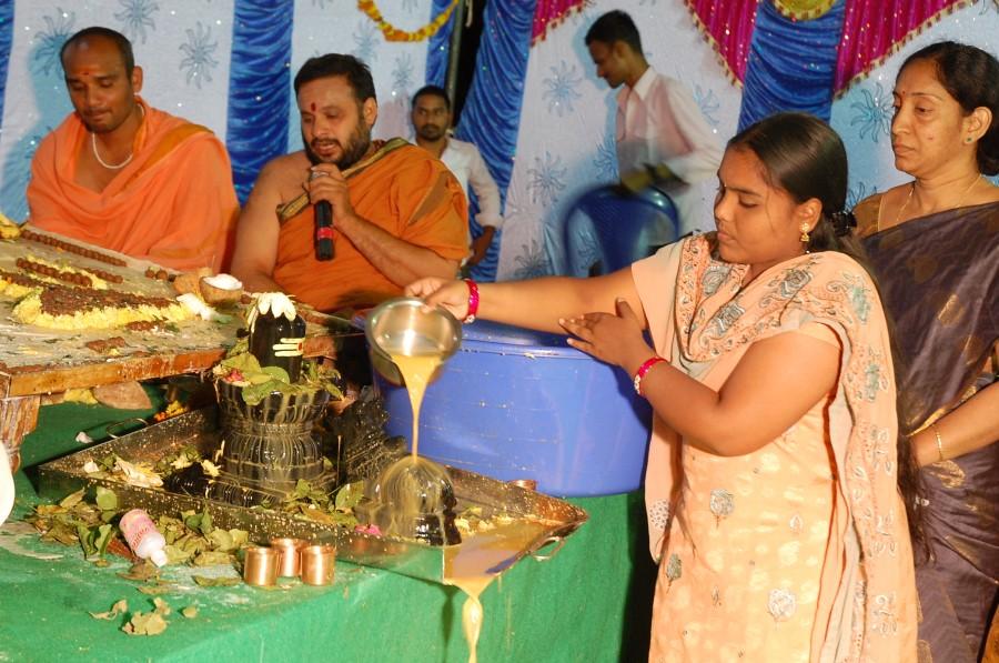 Maha Shivratri Special Maha Pasupatha Homam 2014 (275)