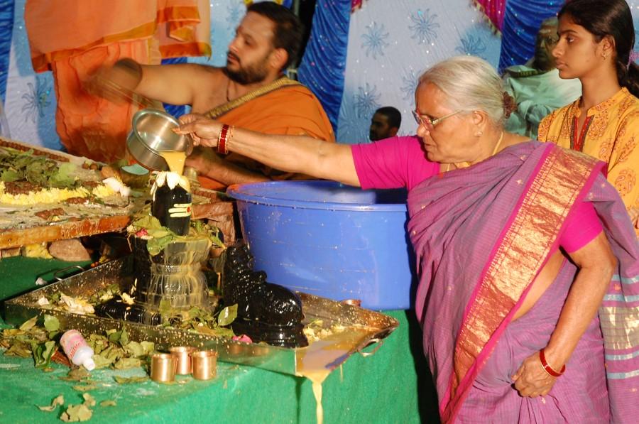Maha Shivratri Special Maha Pasupatha Homam 2014 (286)