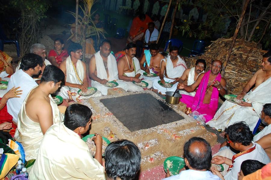 Maha Shivratri Special Maha Pasupatha Homam 2014 (295)