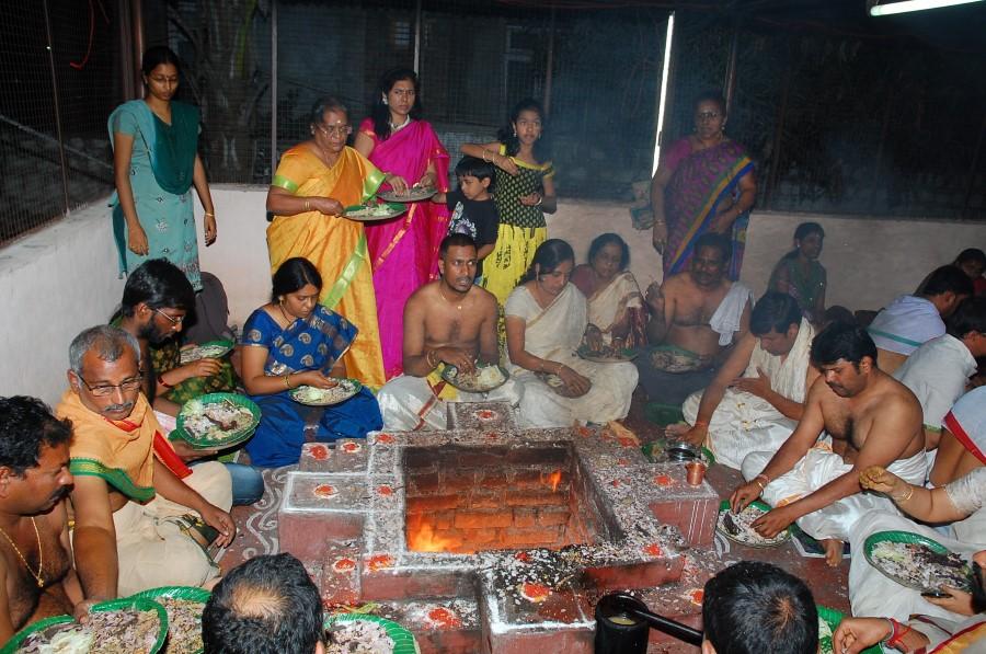 Maha Shivratri Special Maha Pasupatha Homam 2014 (297)