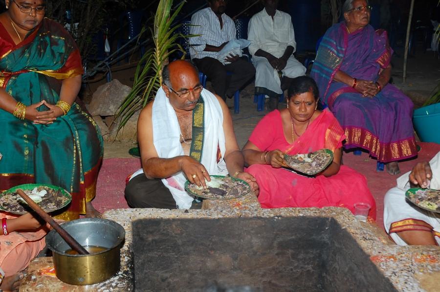Maha Shivratri Special Maha Pasupatha Homam 2014 (298)