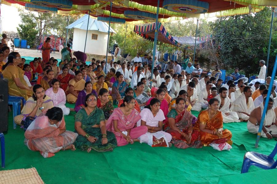 Maha Shivratri Special Maha Pasupatha Homam 2014 (3)