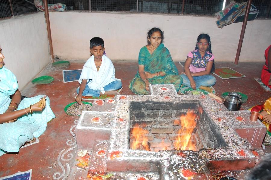 Maha Shivratri Special Maha Pasupatha Homam 2014 (302)