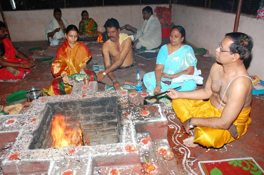 Maha Shivratri Special Maha Pasupatha Homam 2014 (303)
