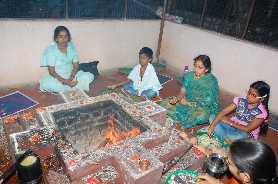 Maha Shivratri Special Maha Pasupatha Homam 2014 (304)