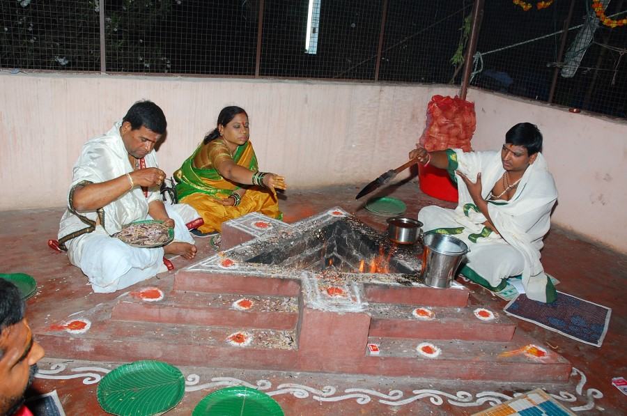 Maha Shivratri Special Maha Pasupatha Homam 2014 (306)