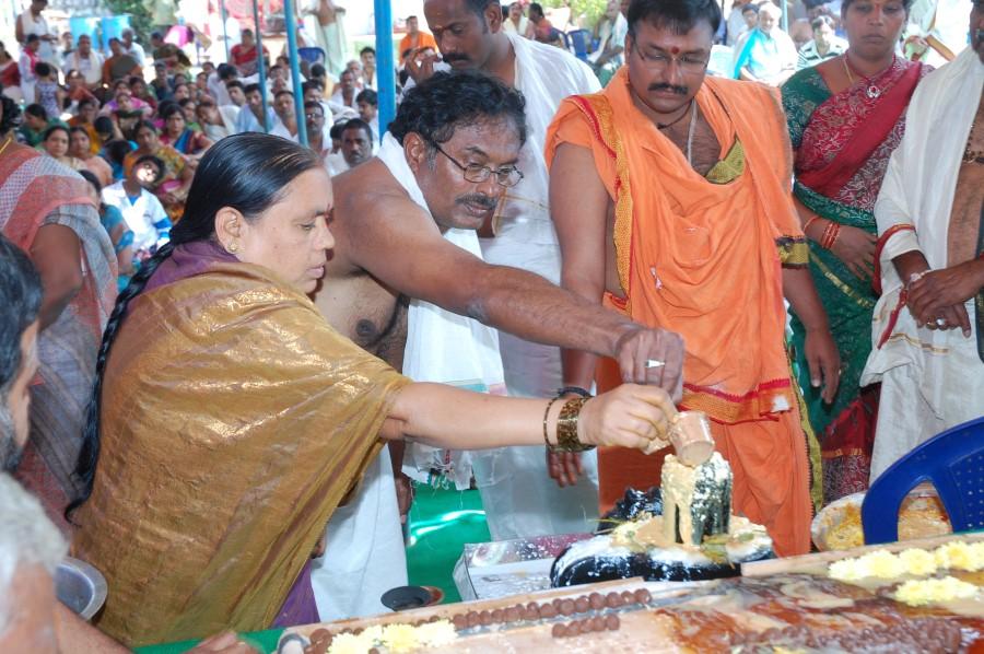Maha Shivratri Special Maha Pasupatha Homam 2014 (46)