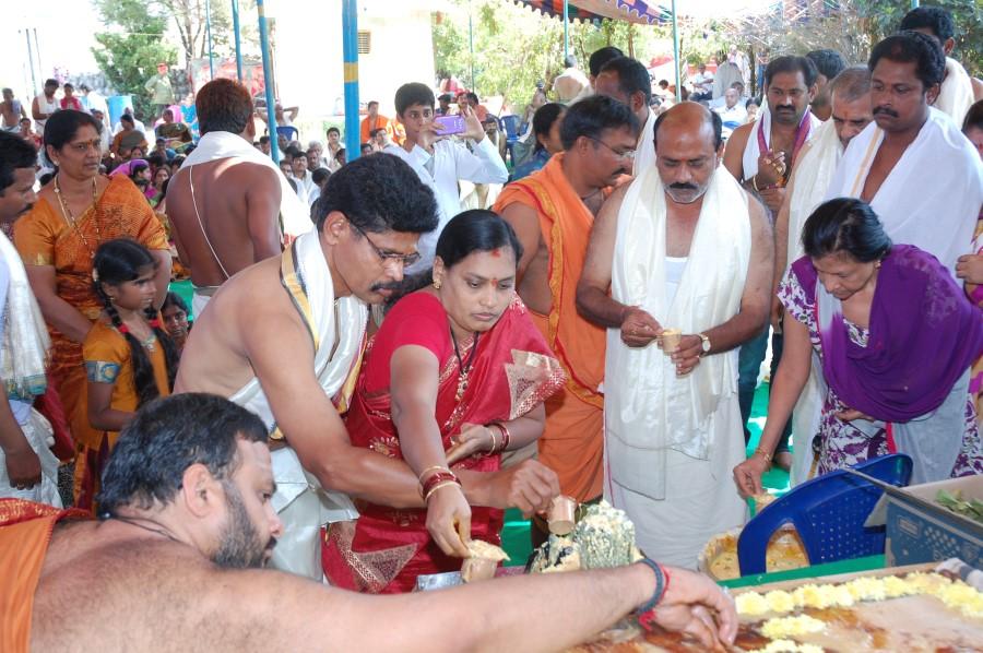 Maha Shivratri Special Maha Pasupatha Homam 2014 (49)