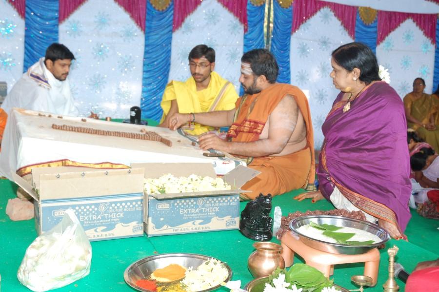 Maha Shivratri Special Maha Pasupatha Homam 2014 (5)